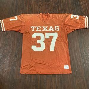 Vintage Texas Longhorns Football Jersey Size Large